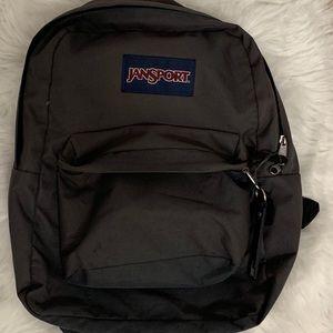 Dark Gray Jansport Backpack